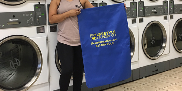 Wash And Fold Laundromats With Pickup Delivery Laundry Service